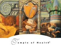 Temple of Health Logo